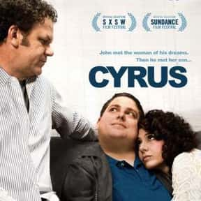 Cyrus is listed (or ranked) 12 on the list The Best Jonah Hill Movies