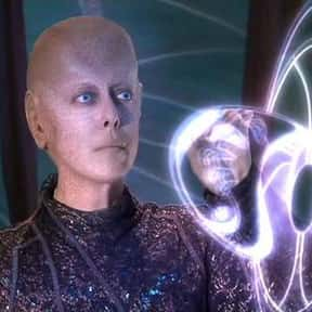 Da'an is listed (or ranked) 13 on the list The Greatest TV Aliens Living Among Earthlings