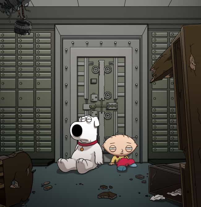 Brian & Stewie is listed (or ranked) 2 on the list The Best Stewie Episodes of 'Family Guy'