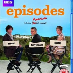 Episodes is listed (or ranked) 17 on the list The Greatest TV Shows That Parody Hollywood