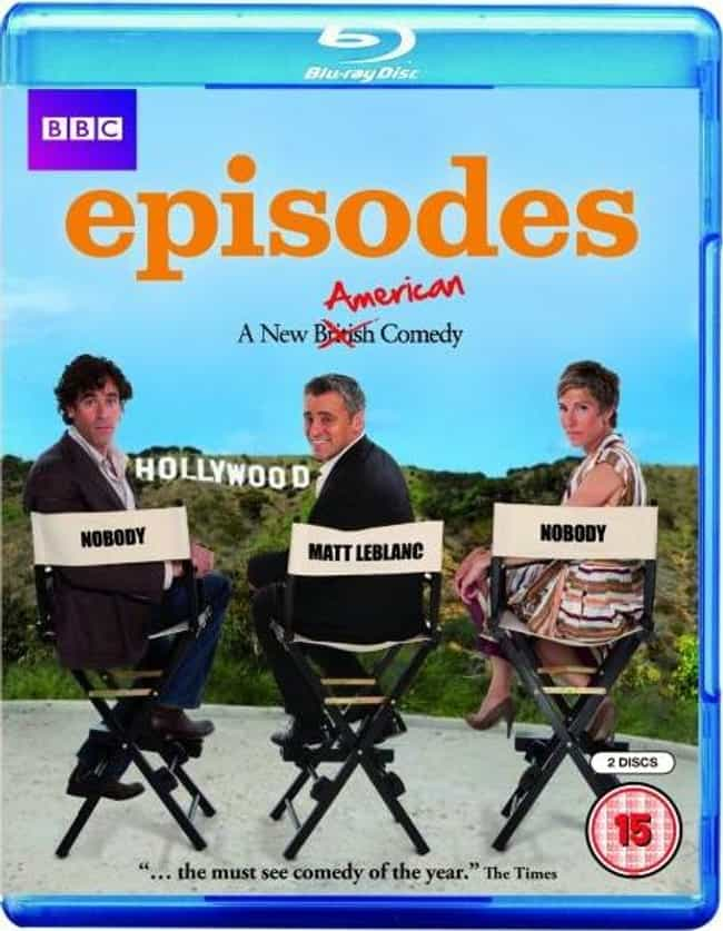 Episodes is listed (or ranked) 1 on the list TV Shows Produced By David Crane