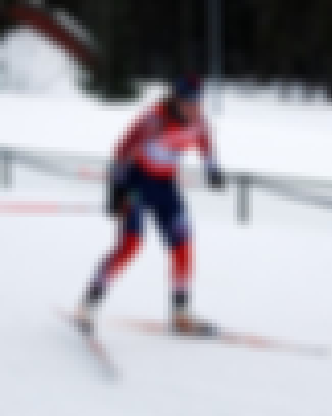 Haley Johnson is listed (or ranked) 4 on the list Famous Biathletes from the United States
