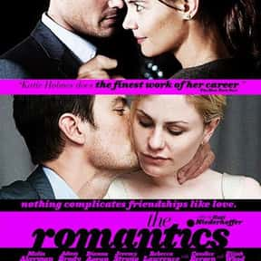 The Romantics is listed (or ranked) 23 on the list The Best Romantic Comedies Streaming on Hulu