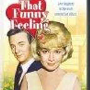 That Funny Feeling is listed (or ranked) 12 on the list The Best '60s Romantic Comedies