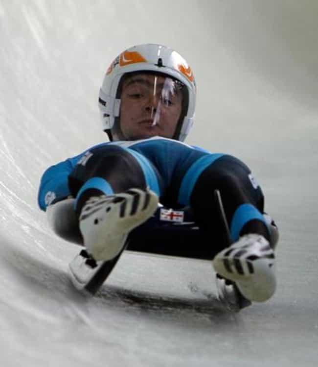 Nodar Kumaritashvili is listed (or ranked) 1 on the list The Best Olympic Athletes from Georgia