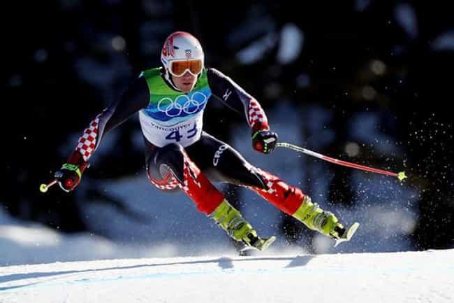 Ivan Ratkić is listed (or ranked) 3 on the list Famous Alpine skiers from Croatia