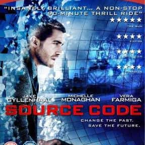Source Code is listed (or ranked) 14 on the list The Best Mindf*ck Movies