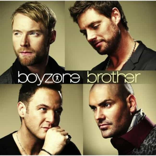 Brother is listed (or ranked) 4 on the list The Best Boyzone Albums of All Time