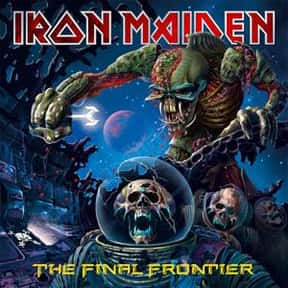 The Final Frontier is listed (or ranked) 15 on the list All Iron Maiden Albums, Ranked Best to Worst