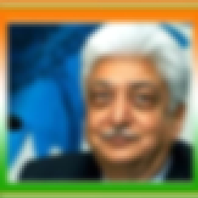Azim Premji is listed (or ranked) 7 on the list Asia's 25 Richest People