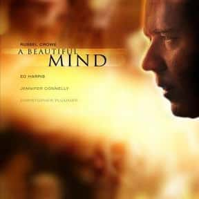 A Beautiful Mind is listed (or ranked) 7 on the list The Best Movies About Mental Illness