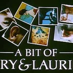 A Bit of Fry and Laurie is listed (or ranked) 1 on the list Hugh Laurie TV Show/Series Credits
