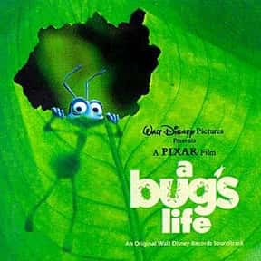 A Bug's Life is listed (or ranked) 20 on the list The Best Kevin Spacey Movies