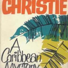 A Caribbean Mystery is listed (or ranked) 12 on the list Crime Fiction Books