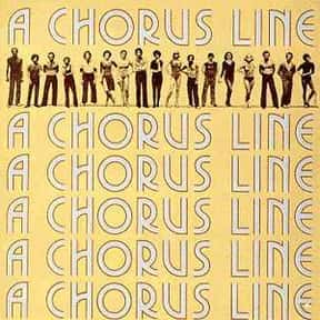 A Chorus Line is listed (or ranked) 1 on the list The Best Broadway Musicals of the '70s