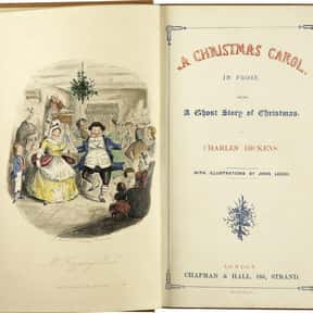A Christmas Carol is listed (or ranked) 4 on the list 1001 Books You Must Read Before You Die