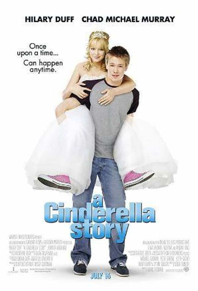A Cinderella Story is listed (or ranked) 4 on the list The Best Teen Romance Movies On Netflix