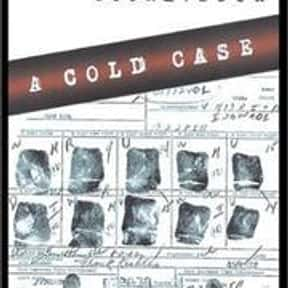 A Cold Case is listed (or ranked) 13 on the list Crime Fiction Books