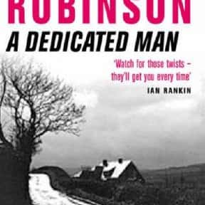 A Dedicated Man is listed (or ranked) 18 on the list Crime Fiction Books