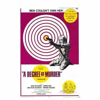 A Degree of Murder