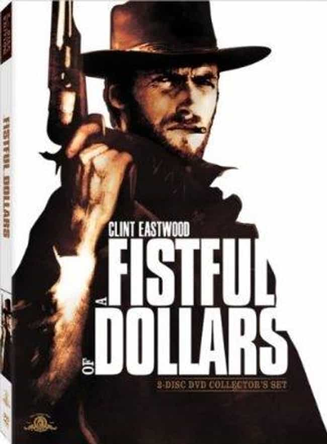 A Fistful of Dollars is listed (or ranked) 1 on the list Movies Written By Sergio Leone