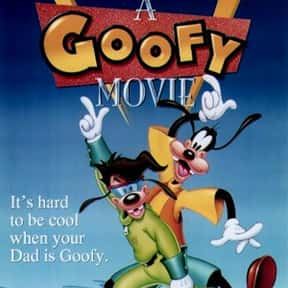 A Goofy Movie is listed (or ranked) 8 on the list The Best '90s Cartoon Movies