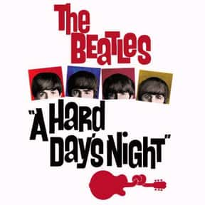 A Hard Day's Night is listed (or ranked) 25 on the list The Best Comedy Movies of the 1960s