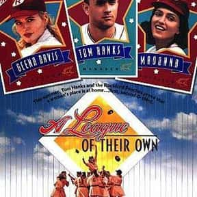 A League of Their Own is listed (or ranked) 8 on the list The All-Time Best Baseball Films