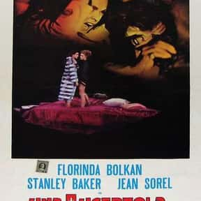 A Lizard in a Woman's Skin is listed (or ranked) 7 on the list Films Scored By Ennio Morricone