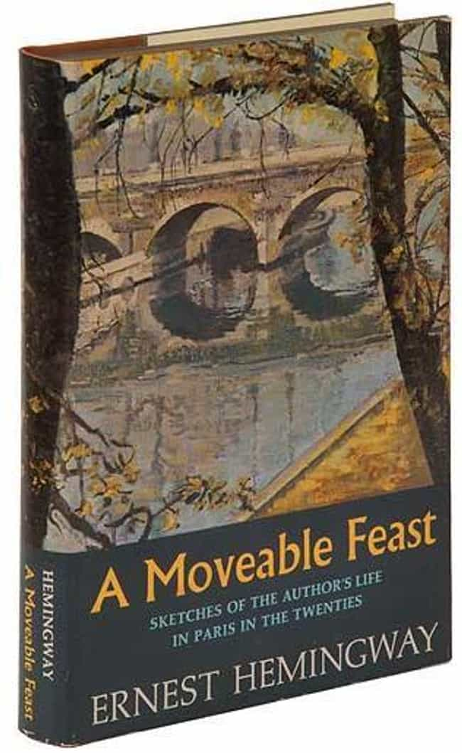 A Moveable Feast is listed (or ranked) 1 on the list The Best Books to Read Before Visiting Paris