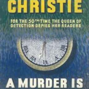 A Murder Is Announced is listed (or ranked) 25 on the list The Best Crime Novels