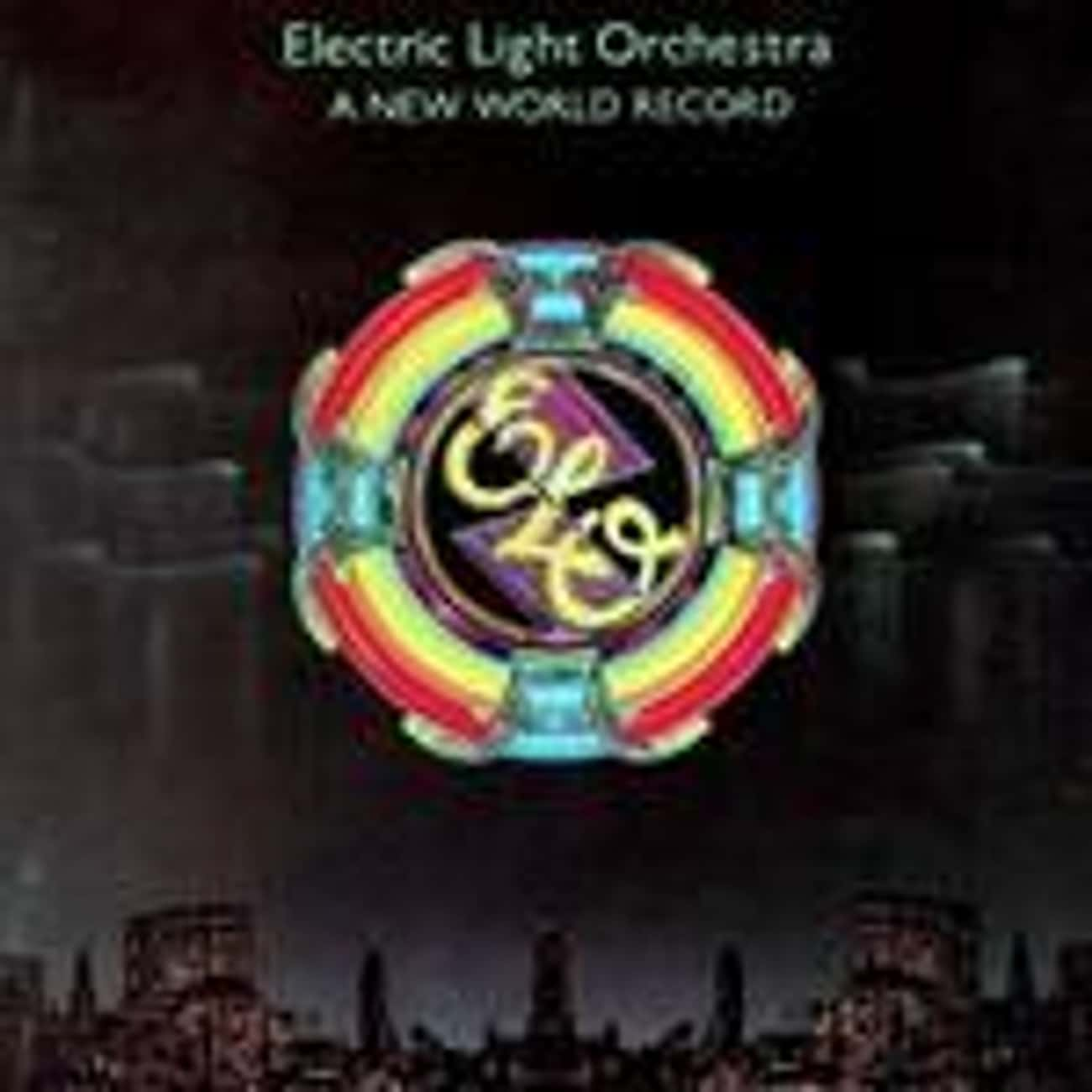 A New World Record is listed (or ranked) 2 on the list The Best Electric Light Orchestra Albums of All Time