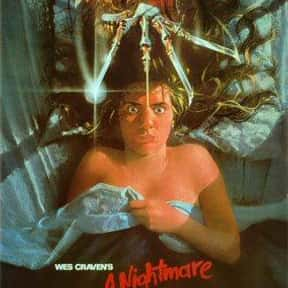 A Nightmare on Elm Street is listed (or ranked) 2 on the list The Best Movies About Nightmares