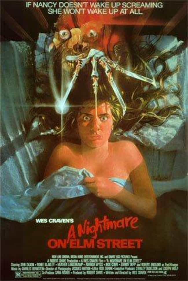 A Nightmare on Elm Stree... is listed (or ranked) 2 on the list The Scariest Movies Set In Schools