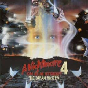 A Nightmare on Elm Street 4: T is listed (or ranked) 7 on the list The Best Movies That Take Place In Ohio