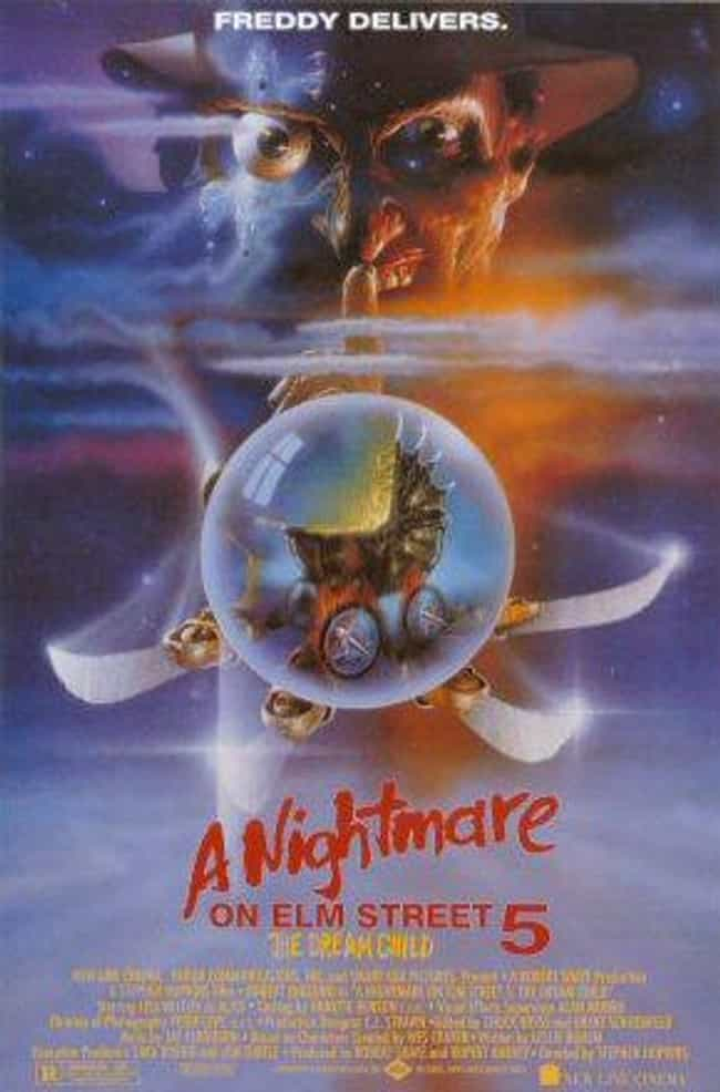 A Nightmare on Elm Stree... is listed (or ranked) 3 on the list The Best Horror Movies About Babies