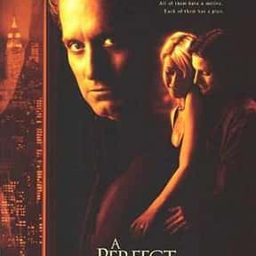 A Perfect Murder is listed (or ranked) 11 on the list The Best Cheating Wife Movies
