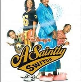A Saintly Switch is listed (or ranked) 22 on the list 20+ Great Movies Where Characters Swap Ages or Bodies