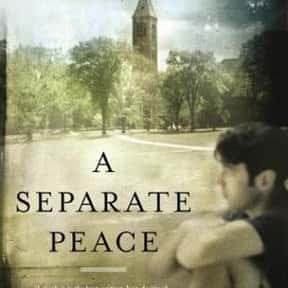 A Separate Peace is listed (or ranked) 12 on the list The Most Overrated Classics You Were Forced To Read In High School