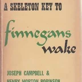 A Skeleton Key to Finnegans Wa is listed (or ranked) 4 on the list The Best Joseph Campbell Books