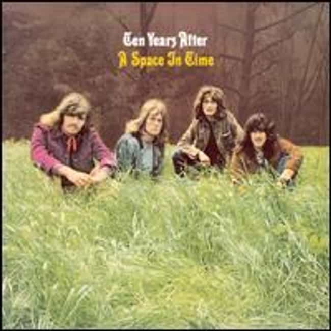 A Space in Time is listed (or ranked) 2 on the list The Best Ten Years After Albums of All Time