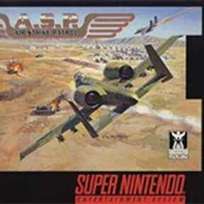 A.S.P. Air Strike Patrol is listed (or ranked) 2 on the list All Super Nintendo Games: List of SNES Console Games