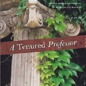 A Tenured Professor is listed (or ranked) 11 on the list Famous Satire Books and Novels