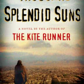 A Thousand Splendid Suns is listed (or ranked) 1 on the list The Best Books With Sun in the Title