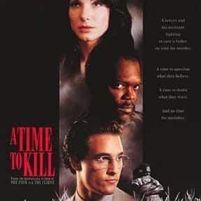 A Time to Kill is listed (or ranked) 11 on the list The Best Movies of 1996