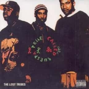 A Tribe Called Quest is listed (or ranked) 6 on the list List of Famous Bands from Long Island