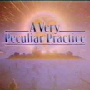 A Very Peculiar Practice is listed (or ranked) 9 on the list BBC TV Shows/Programs