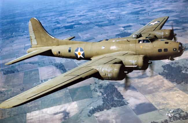 Boeing B-17 Flying Fortr... is listed (or ranked) 4 on the list Boeing Airplanes and Aircrafts