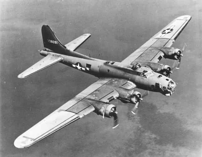 Boeing B-17 Flying Fortress is listed (or ranked) 1 on the list The Most Iconic World War 2 Planes