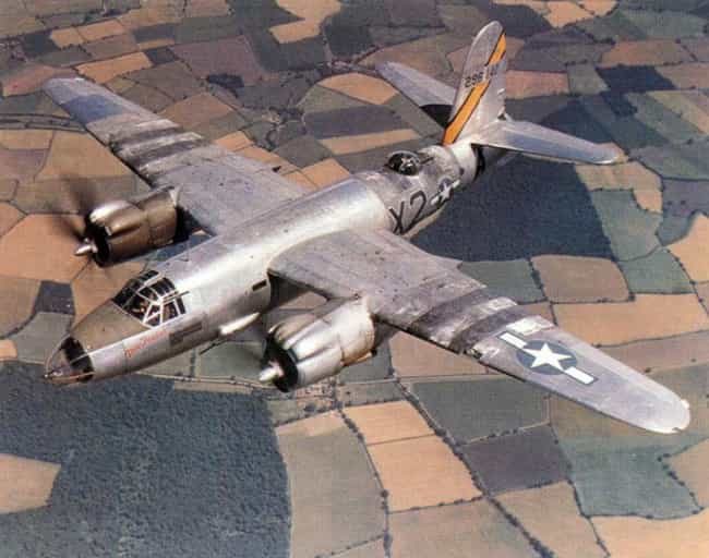 Martin B-26 Marauder is listed (or ranked) 4 on the list Glenn L. Martin Company Airplanes and Aircrafts